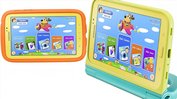 Galaxy Tab 3 Kids - создан для детей