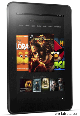 "Kindle Fire HD 8.9"" от Amazon"