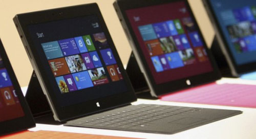 Surface RT 2, Surface Pro 2