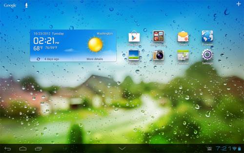 Програмне забезпечення Huawei MediPad 10 FHD