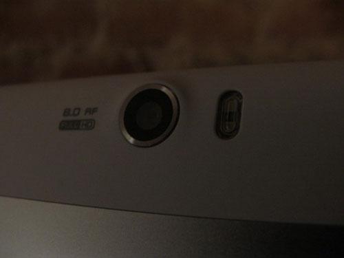 Камера Huawei MediPad 10 FHD
