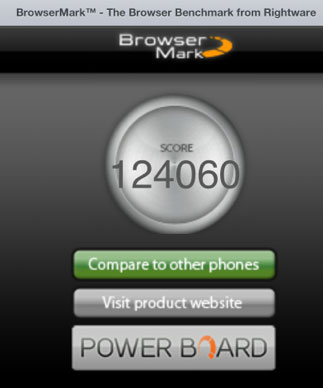 BrowerMark ipad 3